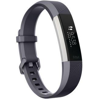 FitBit Tracker Alta HR Fitness Tracker blue gray