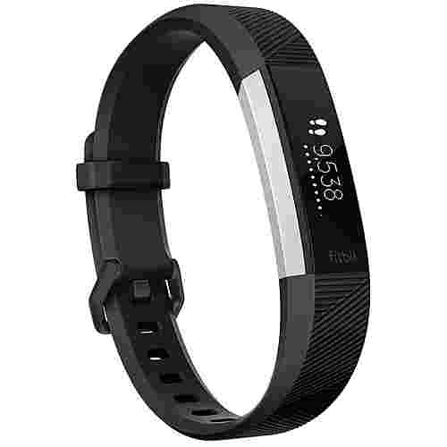 FitBit Tracker Alta HR Fitness Tracker black