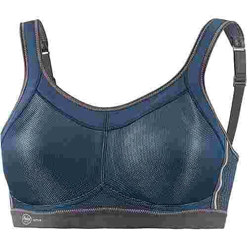ANITA Momentum Sport-BH Damen silver blue