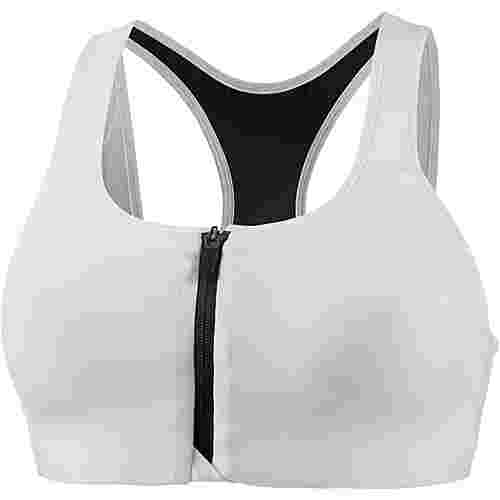 Nike Pro Define Sport-BH Damen white-black-white