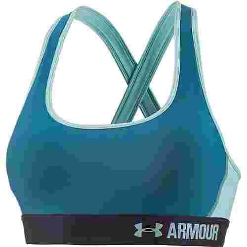 Under Armour Crossback Sport-BH Damen BAYOU BLUE