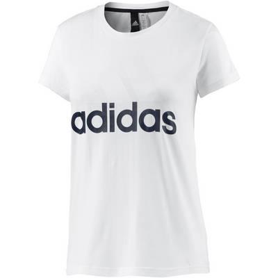 adidas Essentials T-Shirt Damen white