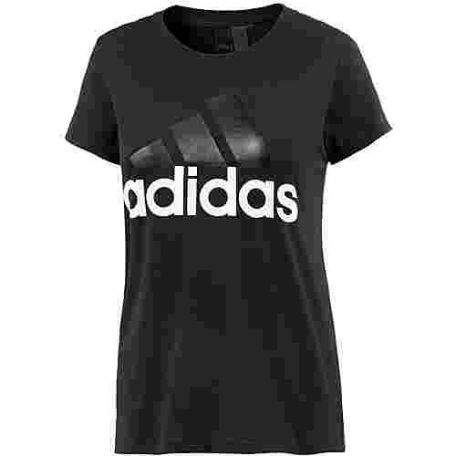 adidas Essentials T-Shirt Damen black