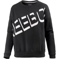 Reebok Workout Ready Warm Sweatshirt Damen black