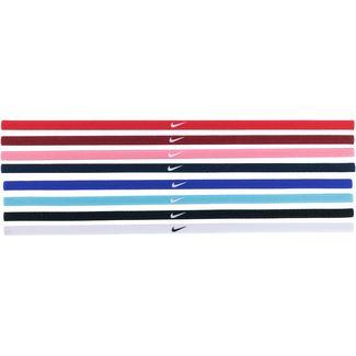 Nike Skinny Haarband Damen LT CRIMSON/DARK CAYENNE/BRIGHT MELON