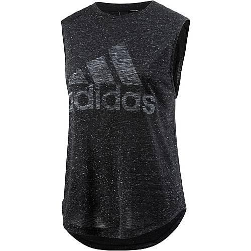 adidas Winners Tanktop Damen black