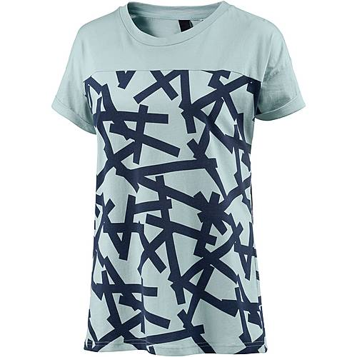 adidas T-Shirt Damen tactile green