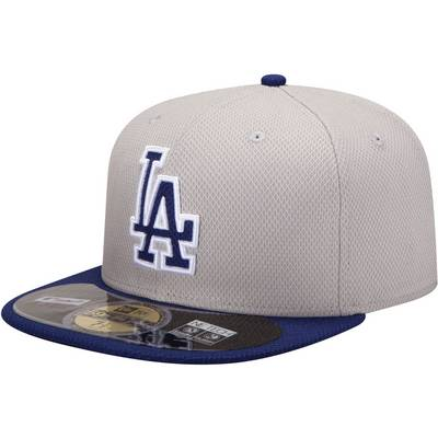 New Era LA Dodgers MLB BP 5950 Cap beige-schwarz
