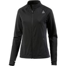 Reebok Track Trainingsjacke Damen black