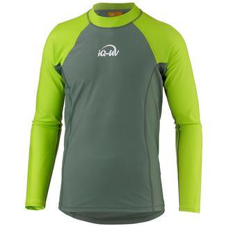 iQ Surf Shirt Herren oliv/grün