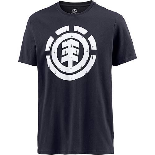 Element Ikat Fill T-Shirt Herren navy