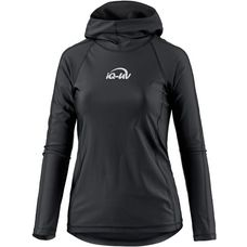 iQ UV-Shirt Damen schwarz