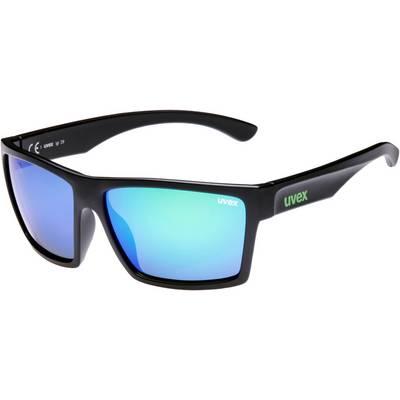 Uvex lgl 29 Sonnenbrille schwarz-blau