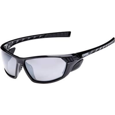 Uvex sportstyle 307 Sportbrille schwarz
