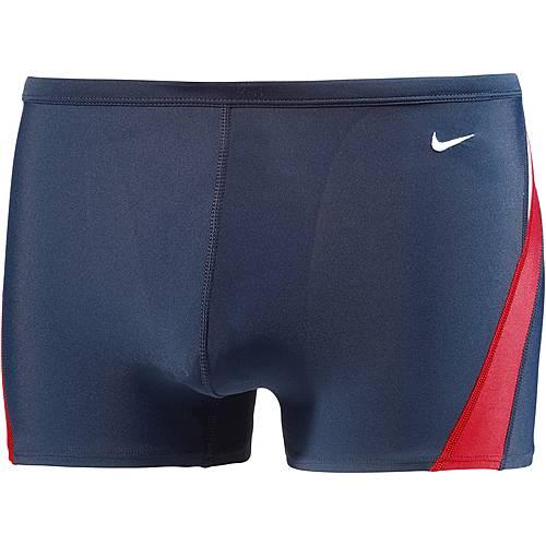 Nike Kastenbadehose Herren red navy