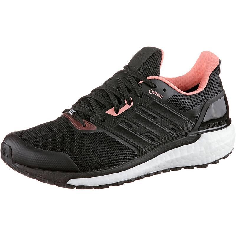 Nike Wool HalfZip Schwarz HeatherSchwarz HeatherLaser