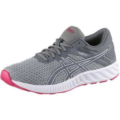 ASICS FUZEX LYTE 2 Laufschuhe Damen mid grey/carbon/cosmo pink
