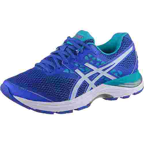 ASICS GEL-PULSE 9 Laufschuhe Damen blue purple/white/aquarium