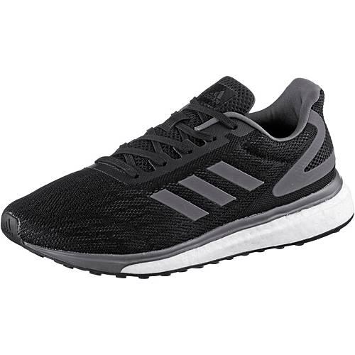 adidas response lt Laufschuhe Damen core black