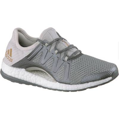 adidas Pure Boost XPose Laufschuhe Damen grey one
