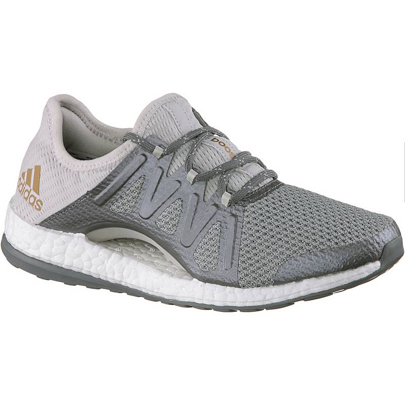 sports shoes 51399 3bc97 adidasPure Boost XPose LaufschuheDamen grey one