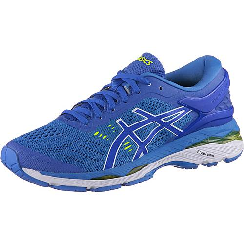 ASICS GEL-KAYANO 24 Laufschuhe Damen blue purple/regatta blue/white