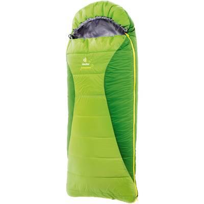 Deuter Dreamland Kunstfaserschlafsack Kinder hellgrün