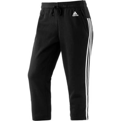 adidas Essentials Trainingshose Damen black-white