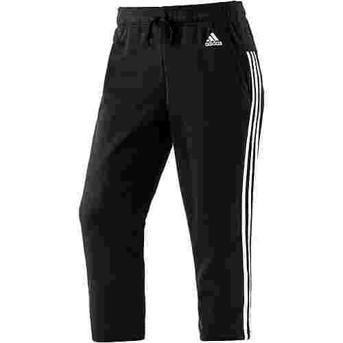 adidas Essentials Trainingshose Damen black-white