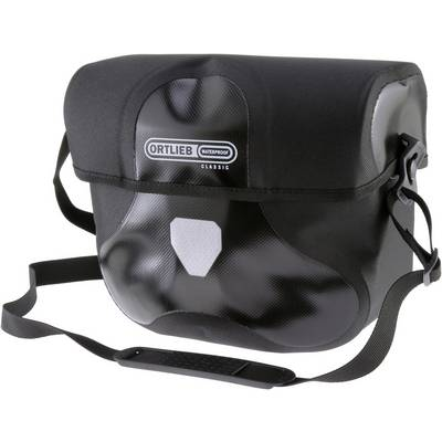 ORTLIEB Ultimate 6 M Classic Lenkertasche schwarz