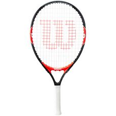 Wilson  Roger Federer 21 Tennisschläger Kinder black/red