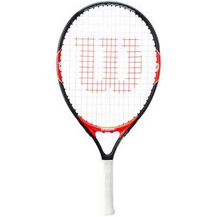 Wilson  Roger Federer 21 Tennisschläger Kinder black/red