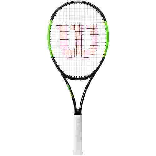Wilson  Blade 101 Team Tennisschläger black/lime green