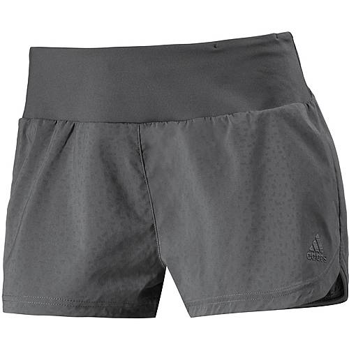 adidas Supernova Glide Laufshorts Damen grey five