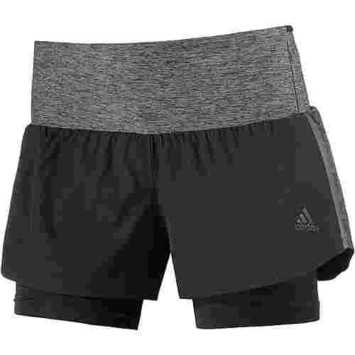 adidas Ultra RGY Laufshorts Damen black