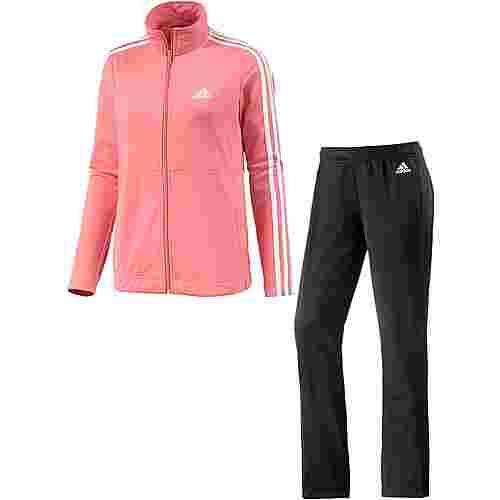 adidas BACK2BAS Trainingsanzug Damen tactile rose