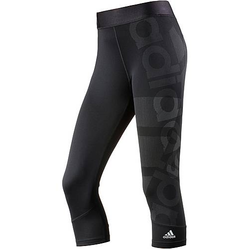 adidas Techfit Tights Damen black