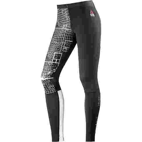 reebok crossfit compression tights damen black im online shop von sportscheck kaufen. Black Bedroom Furniture Sets. Home Design Ideas