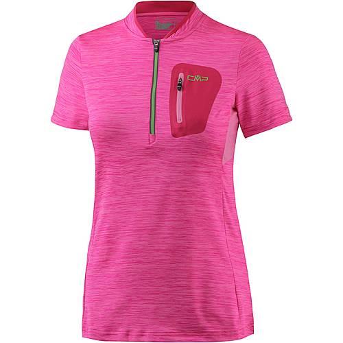 CMP Fahrradtrikot Damen rosa