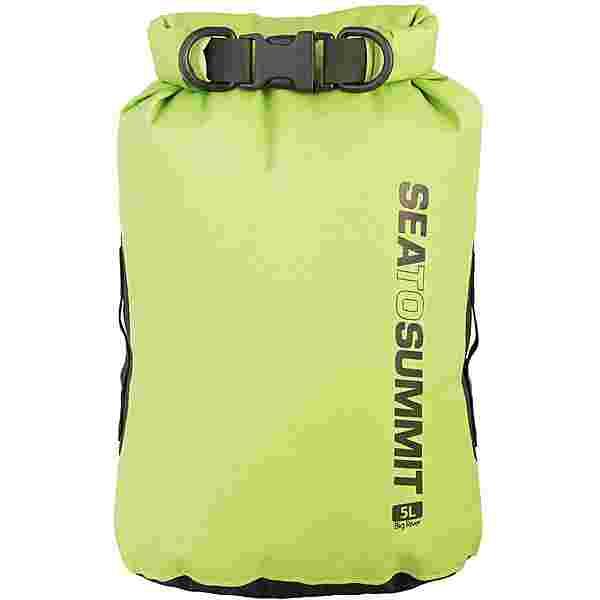Sea to Summit Dry Bag Big River Packsack green