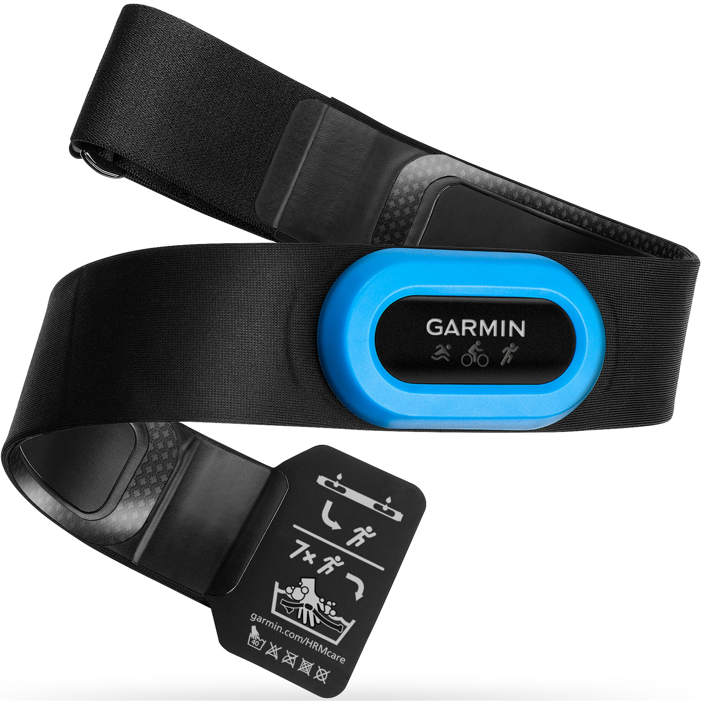 Image of Garmin Premium Herzfrequenz Brustgurt HRM Tri Adapter