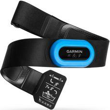 Garmin Premium Herzfreuqenz Brustgurt HRM Tri Adapter schwarz/blau