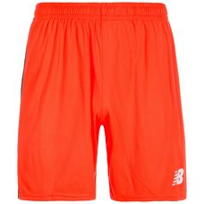 NEW BALANCE Tech Fußballshorts Herren orange / dunkelblau