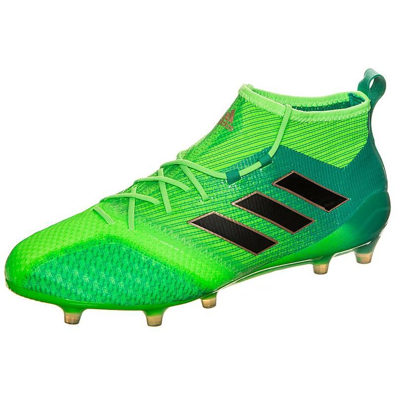 Primeknit Adidas 1 grün im Herren neongrün Fußballschuhe ACE