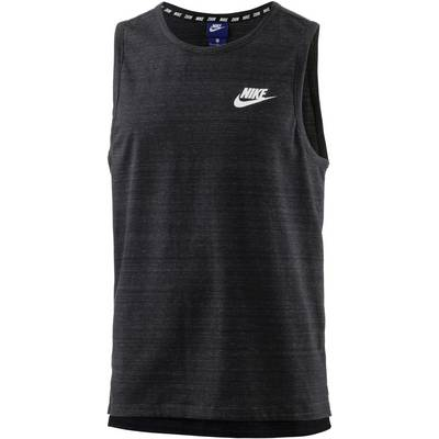 Nike AV15 Tanktop Herren schwarz