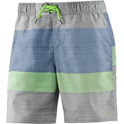Chiemsee Alf Badeshorts Herren grau/grün