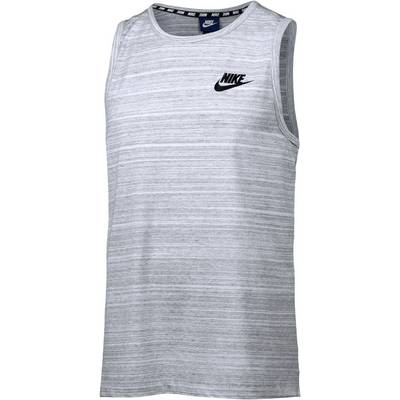 Nike AV15 Tanktop Herren hellgrau