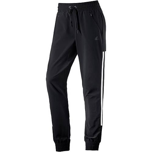 adidas Woven Trainingshose Damen black