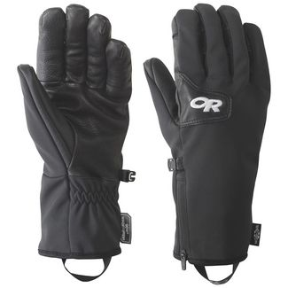 Outdoor Research Stormtracker Sensor Fingerhandschuhe Damen schwarz