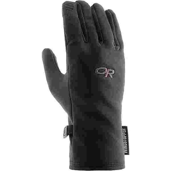 Outdoor Research Backstop Sensor Fingerhandschuhe Herren schwarz